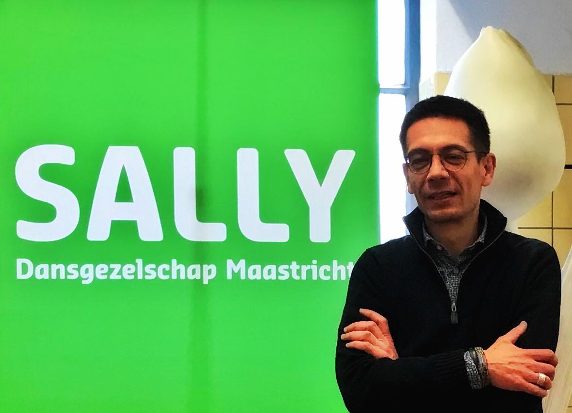 Robert Hoogenboom - SALLY Dansgezelschap Maastricht