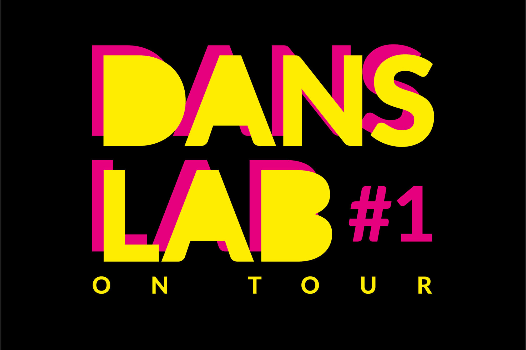 DANSLAB on tour beeldmerk
