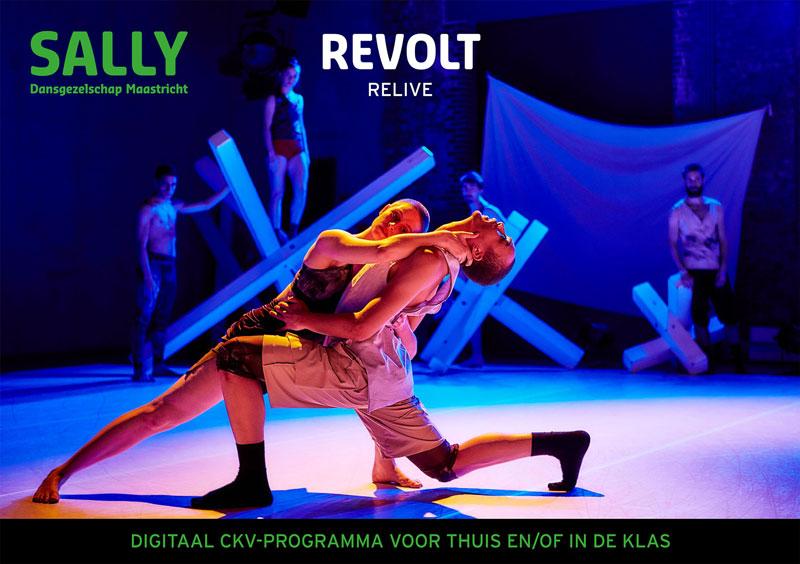 REVOLT Relive - SALLY Dansgezelschap Maastricht